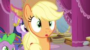 Applejack adorable wonder expression S3E13