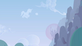 Cloud in the shape of Shining Armor wanders off S02E25.png