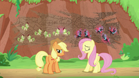 "Fluttershy ""it would never happen again"" S8E23"