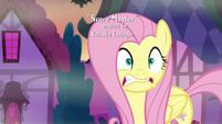Fluttershy the scaredy pony S5E21