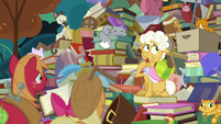 "Goldie Delicious ""I don't know about that"" S7E13"