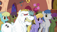 Muscular pegasus determined face S2E22