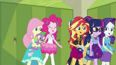My Little Pony Equestria Girls Forgotten Friendship - We've Come So Far Ukrainian in STEREO