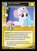 Nurse Redheart, Cantankerous Caretaker card MLP CCG