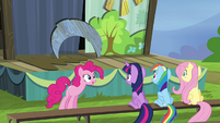 Pinkie -And an extra woo for good measure!- S4E21