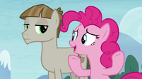 Pinkie Pie -Mudbriar and I have just spent- S8E3