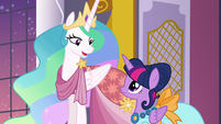 "Princess Celestia ""you have nothing to apologize for"" S5E7"
