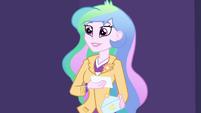 Principal Celestia says -Twilight Sparkle!- EG