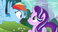 "Rainbow Dash ""the Wonderbolt-iest pony"" S6E6"