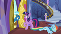 Rainbow Dash collapses onto the floor S6E24.png