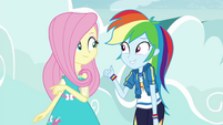 Rainbow Dash giving a thumbs-up EGROF