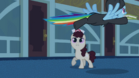 Rainbow flies over Nursery Rhyme S2E16