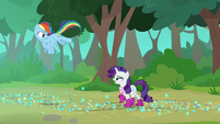 Rarity -we promised Twilight- S8E17