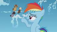 S05E08 Rainbow Dash naśmiewa się z rywali