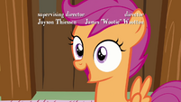 Scootaloo 'But all that stuff' S3E06