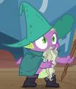 Spike as Garbuckle ID S6E17