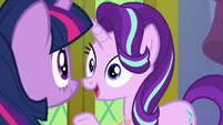 "Starlight ""what we were gonna do next"" S7E1"