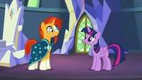 Sunburst -that's it!- S7E24
