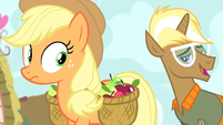 Trenderhoof 'I have such respect for' S4E13