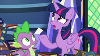 "Twilight ""making a mess of things"" S8E24"