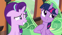 Twilight --take part in the ceremony-- S6E1