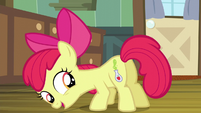 Apple Bloom's potion-making cutie mark S5E4