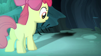 Apple Bloom's shadow returns to normal S5E4