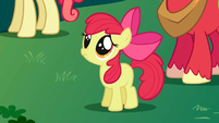 Apple Bloom --Aren't you going to stay for brunch--- S1E01