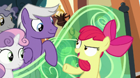 Apple Bloom -Applejack defeated the Storm King- S8E6