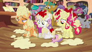 CMC covered in applesauce S4E15