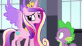 Cadance looking toward the door S5E10.png