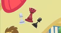 Chess pieces cutie mark S2E6