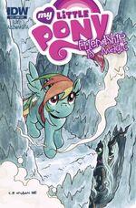Comic issue 31 sub cover