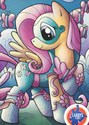 Comic issue 7 Superhero Fluttershy