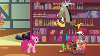 "Discord ""I feel so much better now"" S7E12"