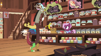 "Discord ""just tea you simply drink"" S7E12"