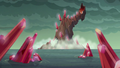Distance shot of Flame-cano Island S6E5.png