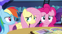 "Fluttershy ""I don't think I like this story"" EG2"