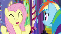 "Fluttershy ""really helpful"" MLPBGE"