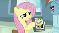 "Fluttershy ""you should read Martingale's book"" S9E21"