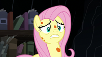 Fluttershy in distressed shock S7E20