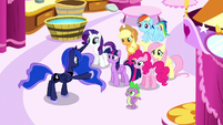 """Luna """"it must have learned of you six"""" S5E13"""