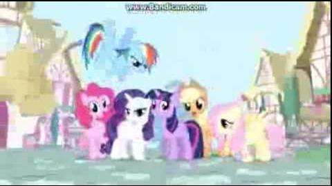 My Little Pony Estonia theme song