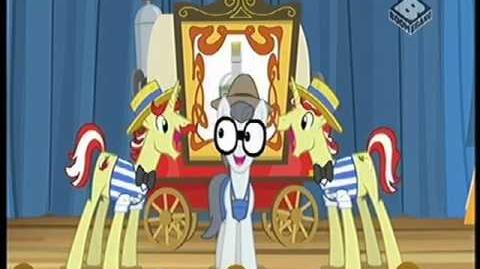 My Little Pony Friendship is Magic - Flim Flam Miracle Curative Tonic (Indonesian)