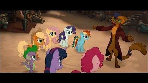 My Little Pony The Movie - I'm the Friend You Need (Hungarian) HD