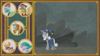Pillars of Old Equestria turn their backs on Stygian S7E25