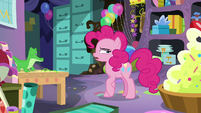 "Pinkie Pie ""something else going on here"" S7E23"