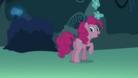 Pinkie Pie 'Let's go!' S3E03