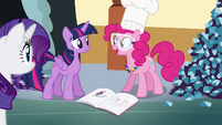 Pinkie Pie 'Maud and I have been trading' S4E18