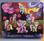 Ponymania Friendship Blossom Collection dolls packaging 2